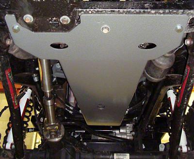 M.O.R.E. Oil/Transmission Skid Plate (07-17 Wrangler JK)