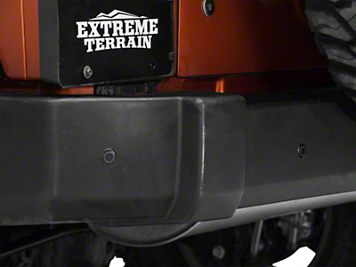Raxiom Rear Parking Sensors - Unpainted (07-17 Wrangler JK)