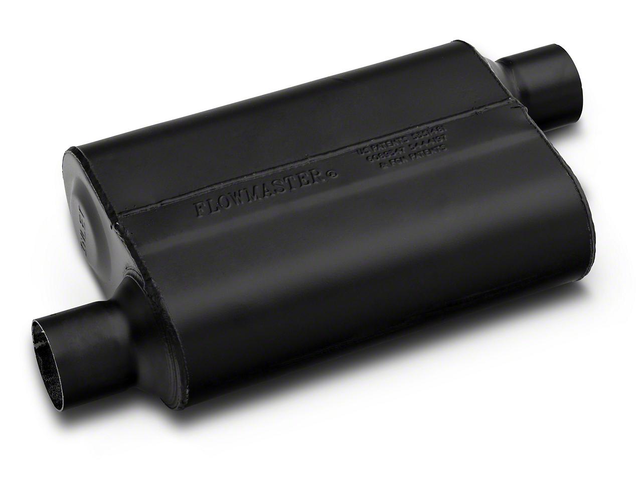 Flowmaster Super Flow 44 Series Offset Muffler - 2.5 in. (04-08 All)