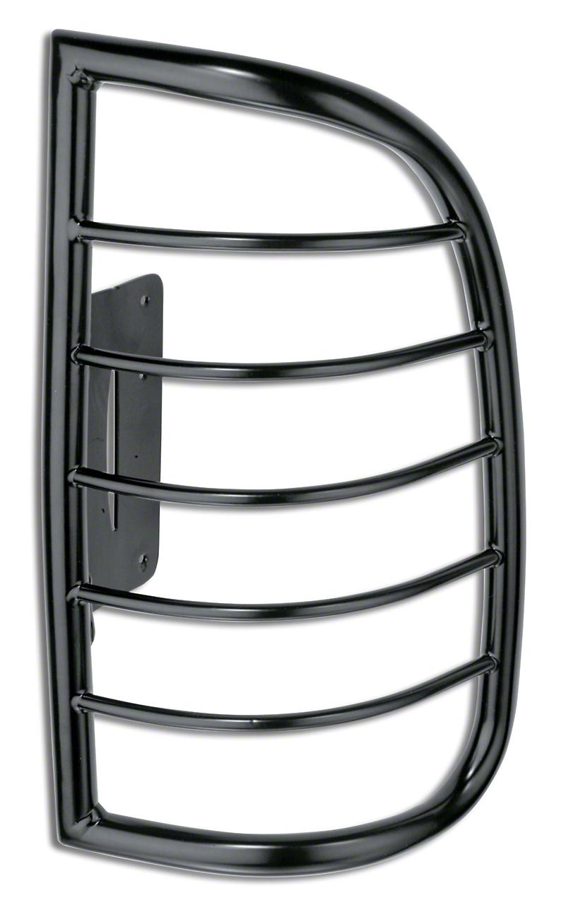 Westin Sportsman Tail Light Guard - Black (97-03 Styleside)