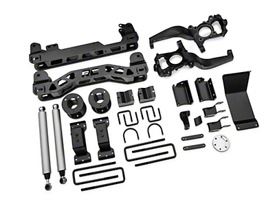 Rough Country 5 in. Suspension Lift Kit (15-17 4WD, Excluding Raptor)