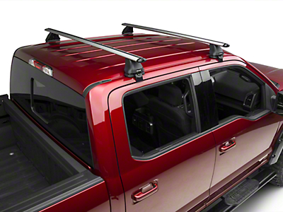 Rhino-Rack Vortex 2500 2 Bar Roof Rack - Silver (15-17 SuperCrew)