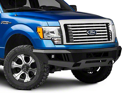 Barricade Extreme HD Front Bumper w/ LED Fog Lights (09-14 All, Excluding Raptor)