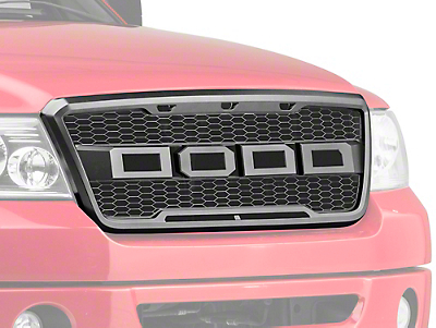 Barricade Raptor Style Grille w/ LED Lighting (04-08 All)