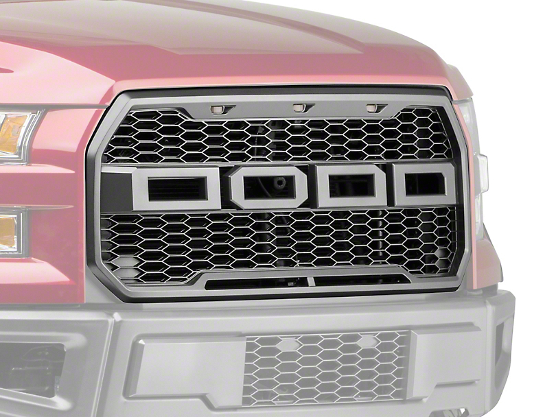 Grill Options Raptor Style Grill - Page 124 - Ford F150 ...