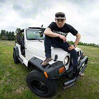 Lovely Chris S, 1997 Jeep Wrangler TJ Post Production Artist Never Owned A Wrangler,  Was A Big Motorcycle And Sports Car Fan. I Wanted A Simple Vehicle That  Would ...