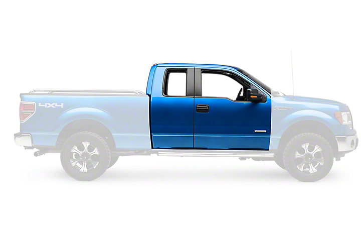 2009 2014 f 150 side step bars running boards americantrucks regular cab 2009 2014 supercab 2009 2014 sciox Image collections