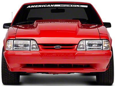 1979 1993 Foxbody Mustang Exterior Styling Americanmuscle