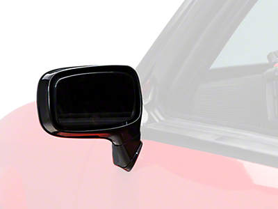 Mustang Foxbody Side Mirrors Thumb Transpprod Amp