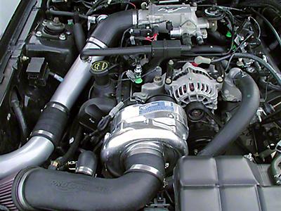 2004 mustang v6 turbocharger