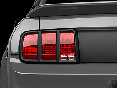 2005 2009 Mustang Tail Lights Americanmuscle