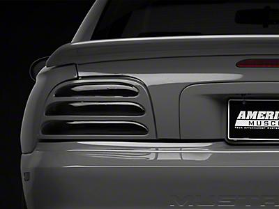 94 98 Mustang Light Trim Bezels Br