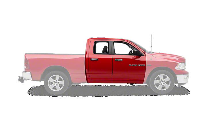 Quad Cab 2009-2018