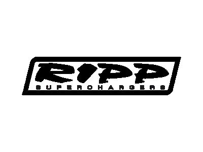 Ripp Supercharger Parts