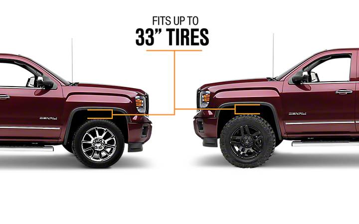 1 Inch to 2 Inch Lift Kits