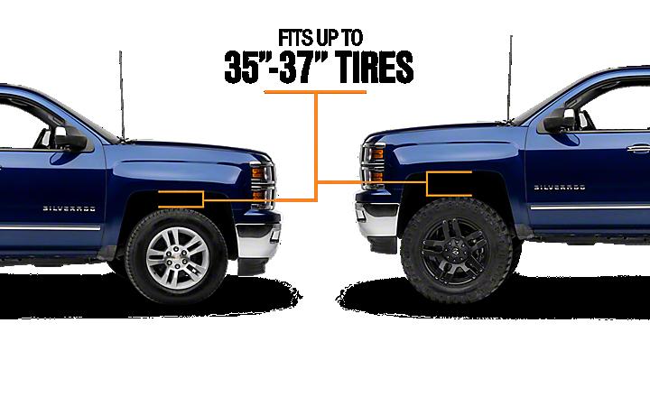2014-2018 Silverado 1500 Lift Kits | AmericanTrucks