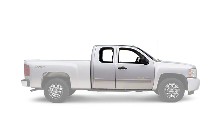 Extended Cab 2007-2013