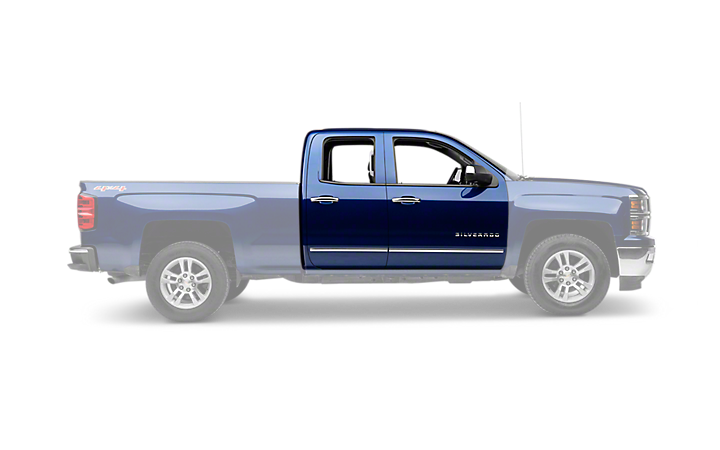 Double Cab 2014-2017