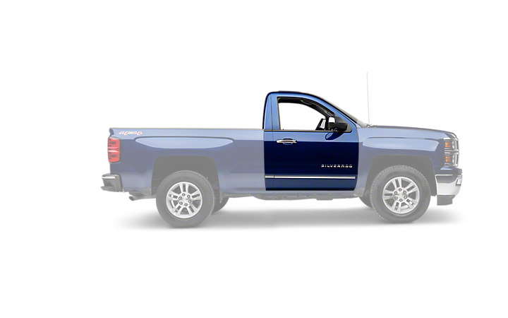 2016 Chevrolet Silverado 1500 Double Cab >> 2014-2018 Silverado 1500 Side Step Bars & Running Boards | AmericanTrucks