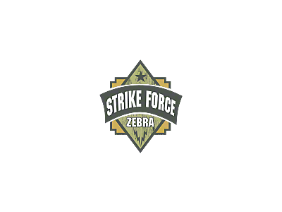 Strike Force Zebra Parts