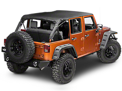Jeep Wrangler Tops >> Jeep Tops Accessories Extremeterrain
