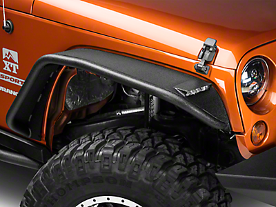 2007 2018 Jk Jeep Wrangler Fender Flares Extremeterrain