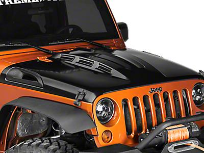 Rugged Ridge Wrangler Spartan Grille Satin Black 1203401 0717 – Jeep Spartan Wiring