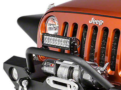 Jeep wrangler light bars mounts extremeterrain free shipping bumper light mounts aloadofball Choice Image