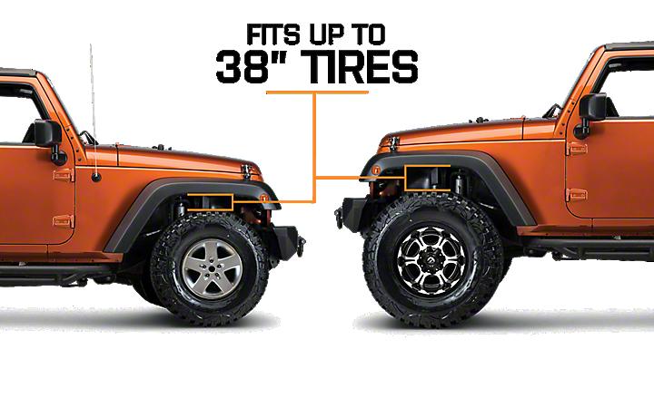 Jeep Lift Kits >> Jeep Wrangler Lift Kits Extremeterrain Free Shipping