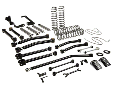 Rough Country Wrangler 6 in. X-Series Suspension Lift kit