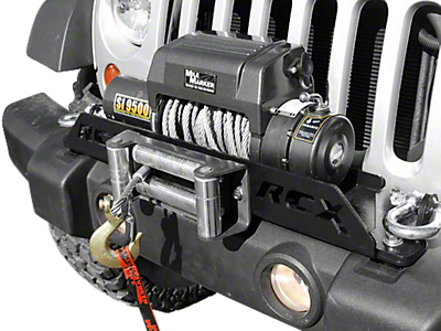 Winch For Jeep >> 2007 2018 Jk Jeep Wrangler 8000 10500 Pound Winches Extremeterrain