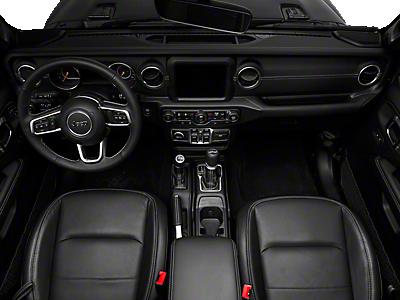 Jeep Wrangler Interior >> Jeep Jl Interior 2018 2019 Wranglers Extremeterrain
