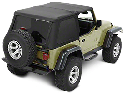 Jeep Wrangler Soft Tops Extremeterrain Free Shipping