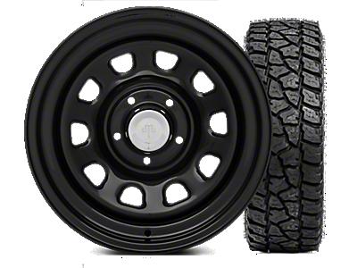 1987 1995 Yj Jeep Wrangler Wheel Tire Kits Extremeterrain