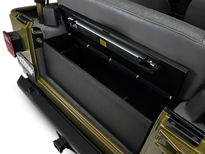 Jeep Tj Top 1987-1995 Jeep Wrangler Interior Storage | ExtremeTerrain ...