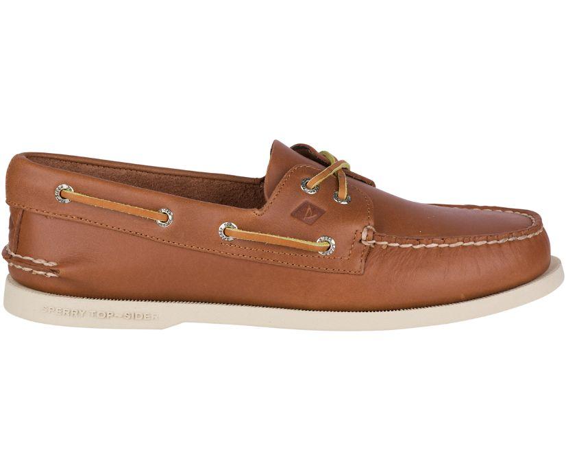 Authentic Original Boat Shoe, Tan, dynamic