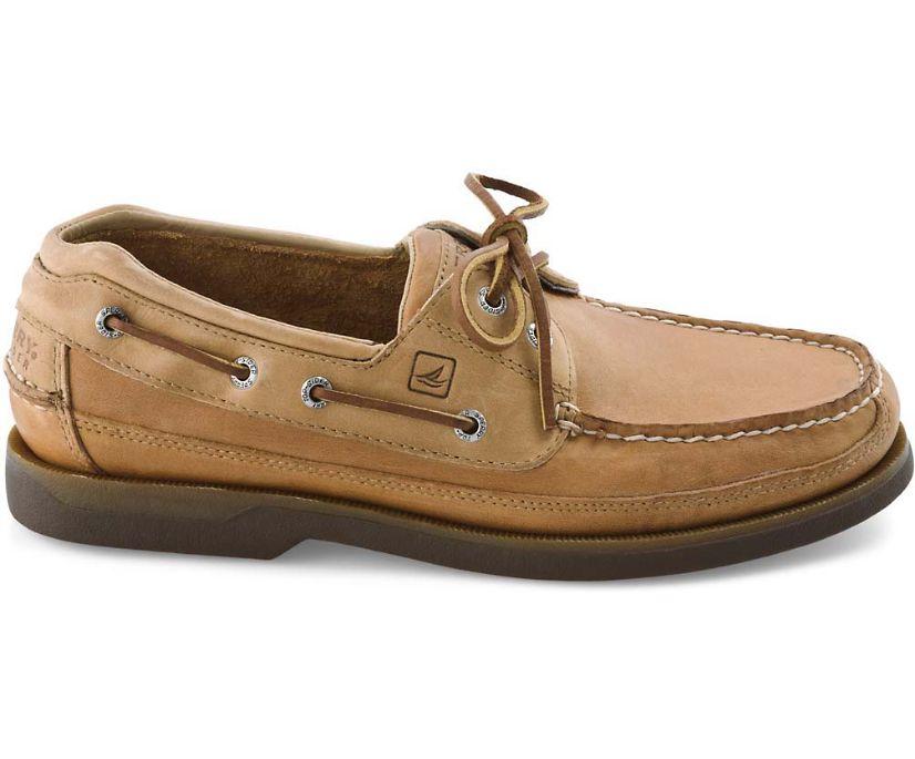 Mako Canoe Moc Boat Shoe, Oak, dynamic