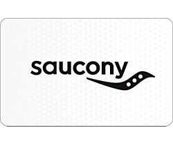 Saucony Gift Card, Gift Card, dynamic