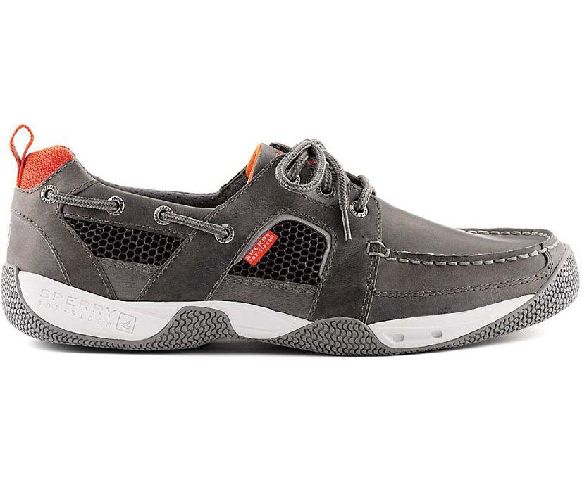 Sea Kite Sport Moc Boat Shoe, Gray, dynamic