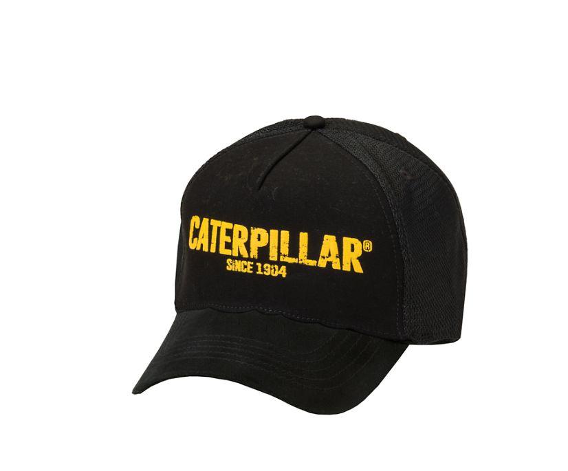 Heritage Cap, Black, dynamic