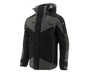 Triton Insulated Jacket, Black, dynamic