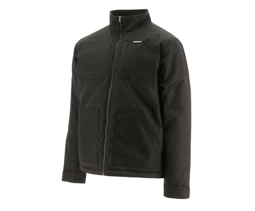 Crowbar Jacket, Black, dynamic
