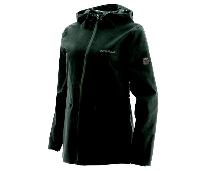 Jennifer H2O Jacket, Black, dynamic
