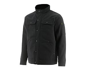 Insulated Utility Jacket, Black, dynamic