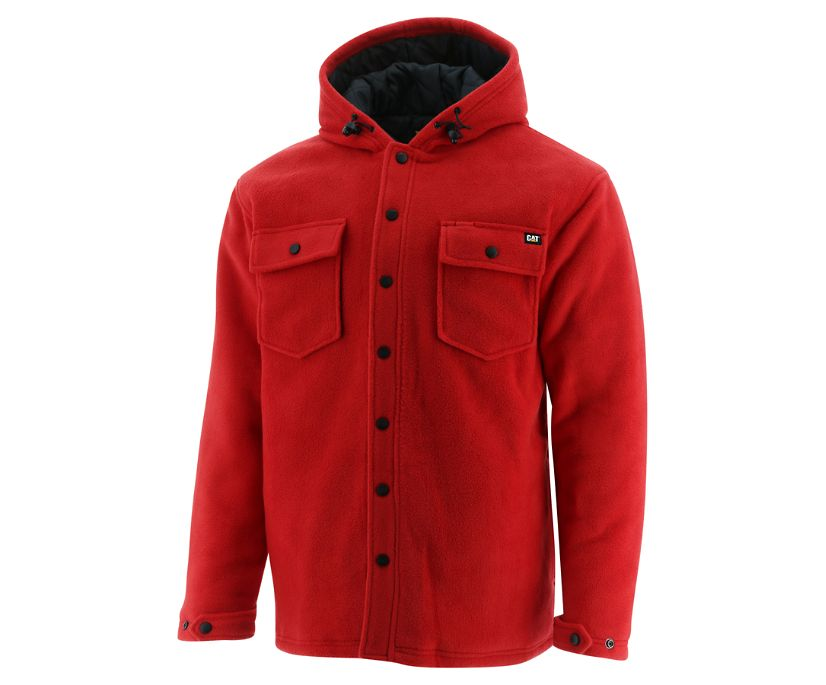Active Work Jacket, Red, dynamic