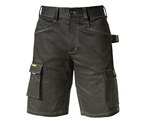 H2O Defender Short, Black, dynamic