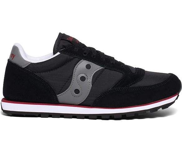 Jazz Low Pro, Black / Gray / Red, dynamic
