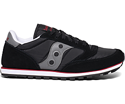Jazz Low Pro, Black | Gray | Red, dynamic
