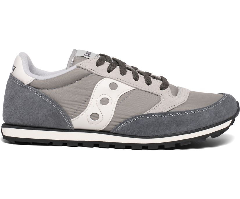 Jazz Low Pro, Grey / White, dynamic