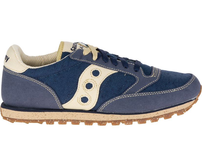 Jazz Low Pro Vegan, Navy, dynamic